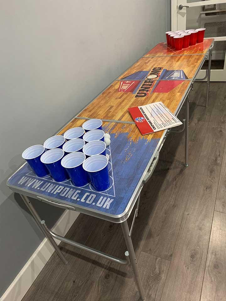 beer pong hire essex