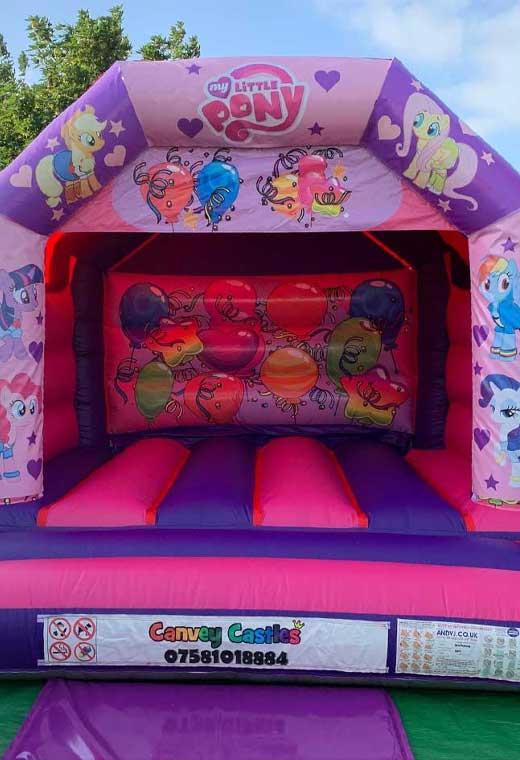 bouncy castle essex rental hire